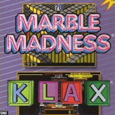 Marble Madness & Klax game