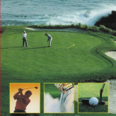 Classic Pebble Beach Golf Links game