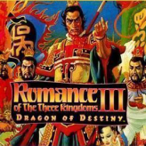 Romance Of The Three Kingdoms III: Dragon Of Destiny game