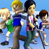 Deca Sports DS game