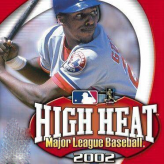 High Heat Major League Baseball 2002 game