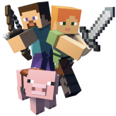 Minecraft DEMO Version game
