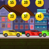 Speedy Math Race game