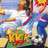 Super Kick Off game