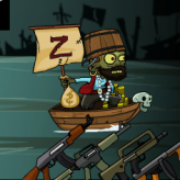 Zombudoy Pirates game