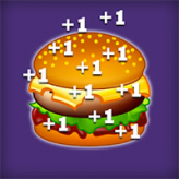 Burger Clicker game