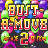 Classic Bust-A-Move 2: Arcade Edition game