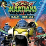 Butt-Ugly Martians: B.K.M. Battles game