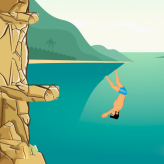 Cliff Diving game