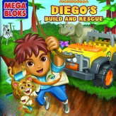 Diego's Build And Rescue game
