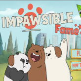Impawsible Fame: We Bear Bears game