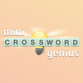 Mini Crossword Genius game