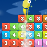 Multiplication Blocks game