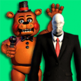 slenderman-vs-freddy