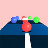 Color Road game