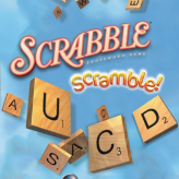 Scrabble Scramble game