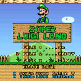 Super Luigi Land game