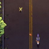The Road 1: Timing game