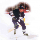 Wayne Gretzsky NHLPA All-Stars game
