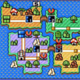 Mega Mario World game