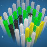 Connect Puzzle 3D game