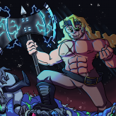 Crypt Shyfter: Atomic Angel game