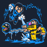 Mortal Kombat Bros game