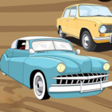Old Timer Car Jigsaw game