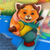 Red Panda Surfer game