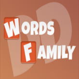 Words Family game
