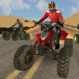 ATV Quad Moto Racing game