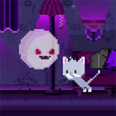Cat and Ghosts game
