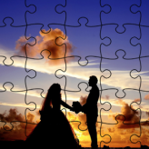 Jigsaw Puzzle: Sunsets game