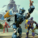 Lego 2 In 1: Bionicle And Knights Kingdom game