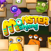 Monster Mahjong game