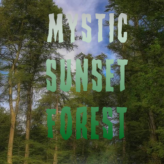 Mystic Sunset Forest game