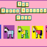 The Zebra-Sitters Club game