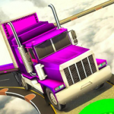 18 Wheeler Impossible Stunt game