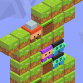 Cubic Tower game