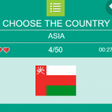 Multiplayer Flags Quiz game