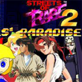 Streets of Rage 2: Girls' Paradise game