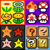 Mixed Up Mario Bros game