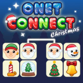 Onet Connect Christmas game