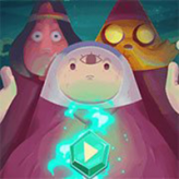 Wizard Battle: Adventure Time game