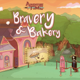 Bravery and Bakery: Adventure Time game