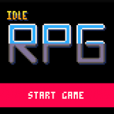 Idle RPG game