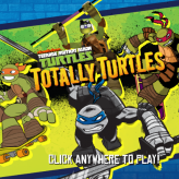 Totally Turtle: TMNT game