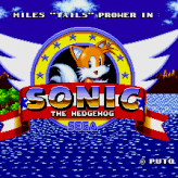 Tails in Sonic the Hedgehog game