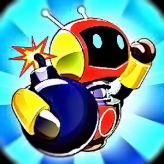 Bomb It Bounce Masters game