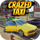 Crazed Taxi: Mad and Furious game